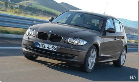 BMW incrementa a série 1 com mais dois modelos