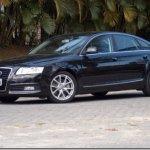 Audi apresenta novo A6 no Brasil