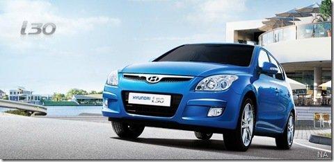Hyundai i30 faz sua estréia no Brasil