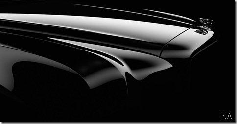 """Bentley revela teaser de seu """"New Grand Bentley"""""""