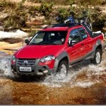 Fiat lança Strada Cabine Dupla oficialmente