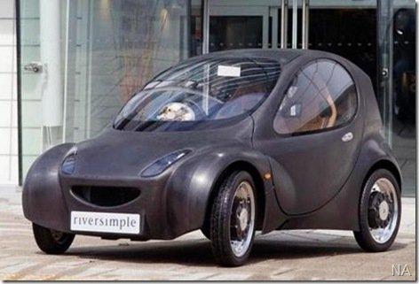 Urban Car, o primeiro carro a hidrogênio com preço acessível
