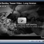 "Video/Teaser do ""New Grand Bentley"""