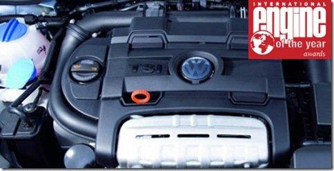 VW 1.4 TSI vence o International Engine of the Year 2009