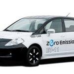 Nissan mostra seu futuro veículo elétrico