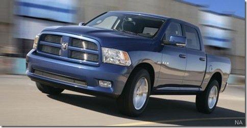 Dodge convoca proprietários da picape Ram 2500 para recall