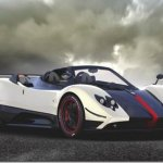 Pagani apresenta Zonda Cinque Roadster