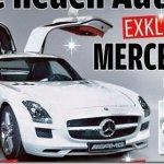 Surge possivel imagem da Mercedes SLS AMG Gullwing