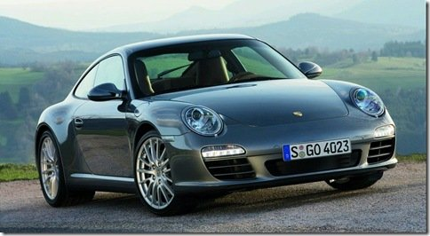 Porsche apresentará o novo 911 Supersport