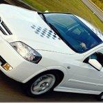 Linha 2010 do Chevrolet Astra chega com mais equipamentos e mesmo preço