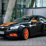Chevrolet Cruze baseado no Bumblebee será exposto em Frankfurt