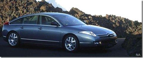 Citroën está desenvolvendo C6 híbrido
