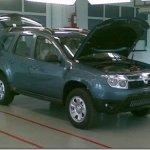 Novo SUV da Dacia é flagrado sem qualquer camuflagem
