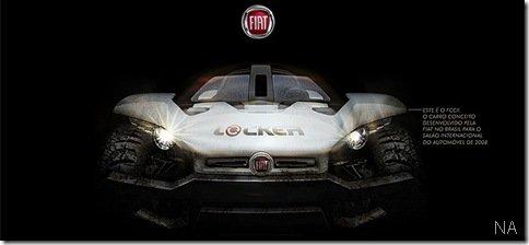 Fiat desenvolverá conceito FCC III com auxílio de internautas