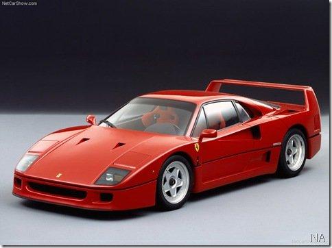 Ferrari anuncia garantia para veículos antigos