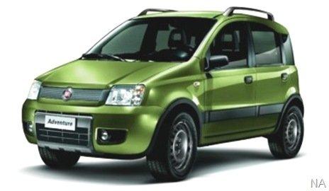 Fiat Panda ganha versão 4×4 Adventure na Itália