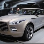 Asrton Martin paralisa desenvolvimento do crossover Lagonda