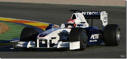 BMW irá abandonar a F1 no final do campeonato