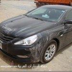 Nova geração do Hyundai Sonata/i40 é flagrada em Dubai