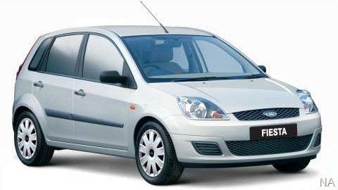 """""""Nosso"""" Ford Fiesta será relançado na Europa"""