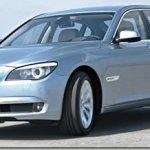 Série 7 ActiveHybrid tem informações liberadas pela BMW