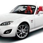 Mazda MX-5 ganha edição comemorativa a seus 20 anos