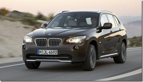 BMW X1 foi apresentado para o resto do mundo, aqui no Brasil