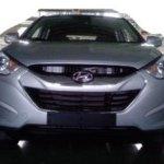 Novo Hyundai iX35 é flagrado novamente