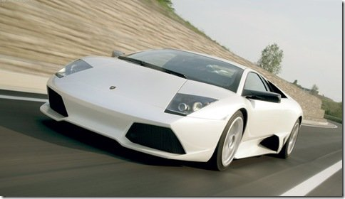 Lamborghini elétrico será mostrado até 2015