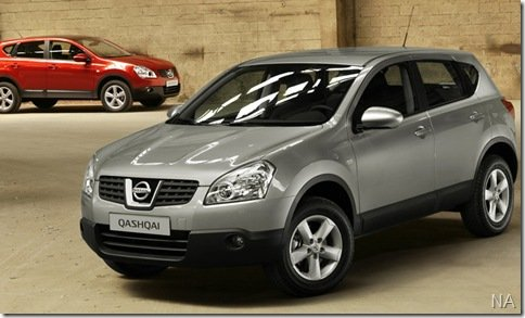 Nissan Qashqai pode chegar ao Brasil até o final desse ano