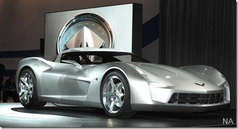 Corvette C7 deverá ser lançado em 2012