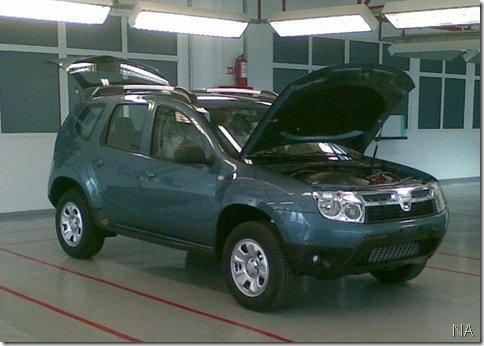 Kanjara: este é nome do futuro crossover da Dacia/Renault?