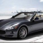 Maserati GranCabrio tem detalhes revelados pela marca italiana
