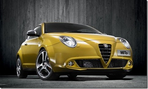 Alfa Romeo lança MiTo Ímola Edition
