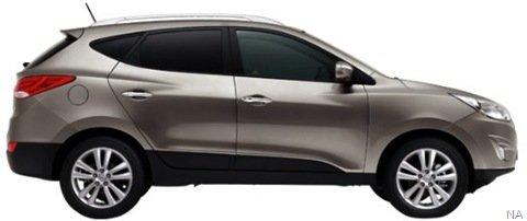 Novas imagens do Hyundai iX35