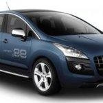Peugeot apresenta a versão híbrida do RCZ e do 3008