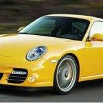Porsche 911 Turbo 2010 ganha motor ainda mais potente