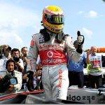 Lewis Hamilton será o pole no GP da Itália