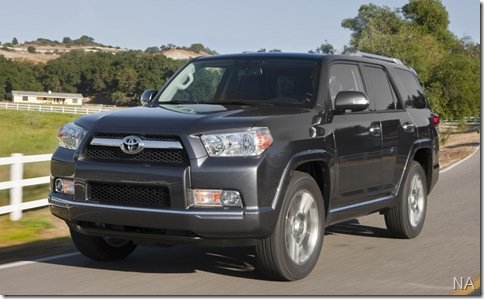 Toyota apresenta o SUV 4Runner