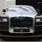 Salão de Frankfurt 2009 – Rolls-Royce Ghost