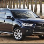 Nova Mitsubishi Outlander é lançada na Austrália
