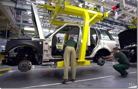 Tata Motors pode fechar fábrica da Jaguar-Land Rover