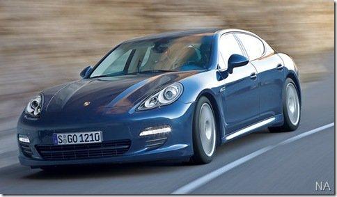 Porsche Panamera já pode ser encomendado por R$ 549.000