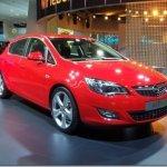 Salão de Frankfurt 2009 – Opel Astra 2010
