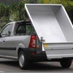 Dacia apresenta novas configurações para Logan MCV e Pick Up