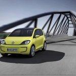 Volkswagen E-Up!, compacto urbano elétrico deve ser lançado em 2010