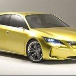 Imagens filtradas revelam o Lexus LF-Ch por inteiro