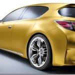Primeira imagem oficial do Lexus LF-Ch