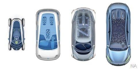 Renault apresenta os 4 elétricos que estarão em Frankfurt