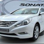 Novo Hyundai Sonata é apresentado na Coréia do Sul